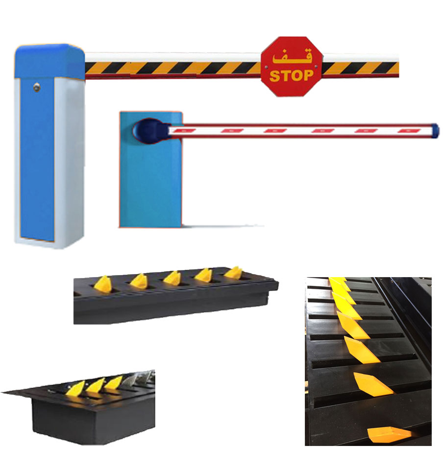 Tire Killers & Barriers